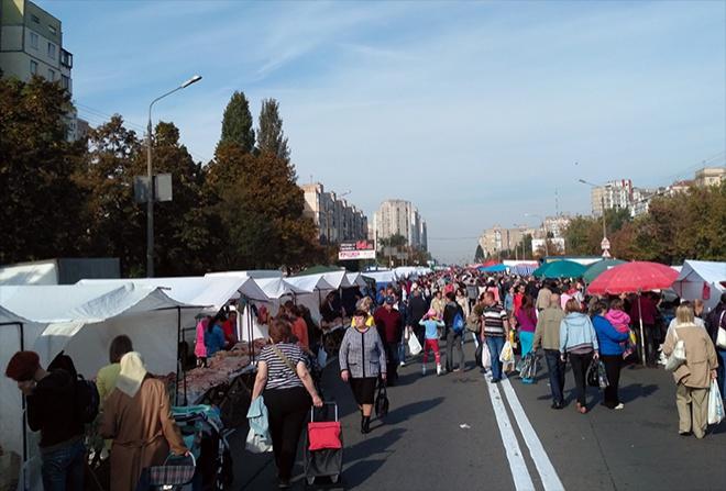 1-4 ноября в Киеве проходят продуктовые ярмарки - фото
