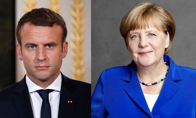 Меркель и Макрон сделали заявление о «выборах» у террористов «ЛДНР» - фото