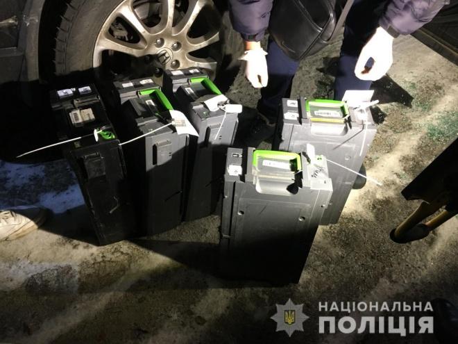 Полиция задержала подозреваемого в нападении на инкассаторов в Ирпене - фото
