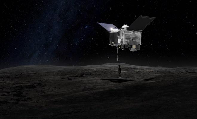 Космический аппарат после двухлетнего путешествия прибывает к опасному для Земли астероиду - фото