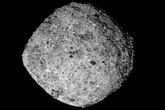 OSIRIS-Rex прибыл к опасному для нас астероиду - фото