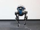 Благодаря машинному обучению, собакообразный робот стал более гибким и быстрым