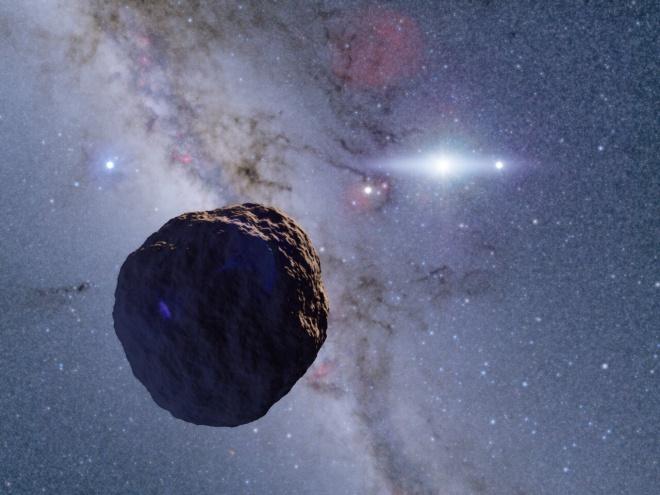 Найдено недостающее звено в эволюции планет - фото