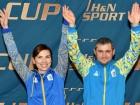 Украинские стрелки победили в турнире в Мюнхене, установив мировой рекорд