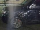 В Днепре из гранатомета выстрелили в автомобиль