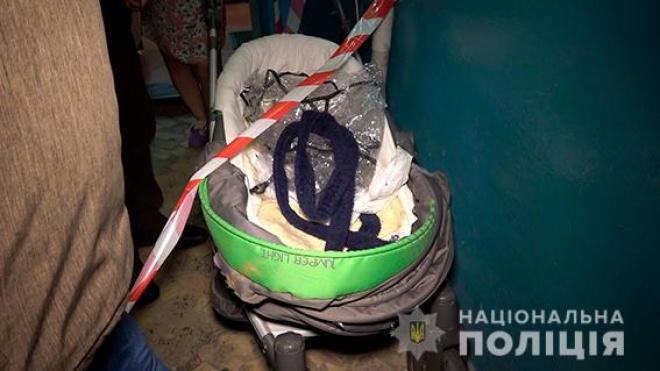 В Сумах лифт убил младенца - фото