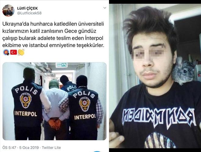 В Турции задержали подозреваемого в убийстве двух студенток в Харькове - фото