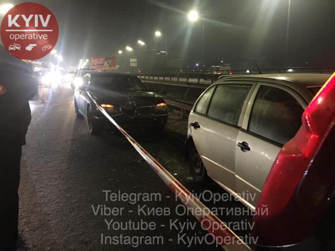 Чиновник из Голосеевской РГА устроил пьяное ДТП, пострадала полицейская - фото