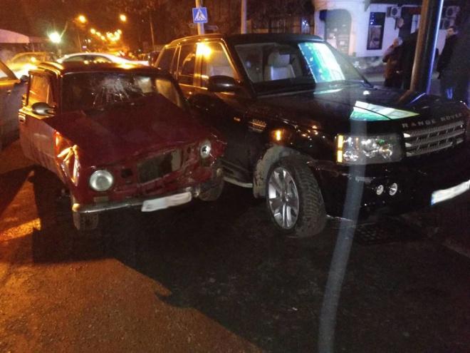 Нардеп-кандидат в Президенты попала в аварию в Одессе - фото