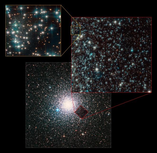 Найдена изолированная карликовая галактика рядом с Млечным путем - фото