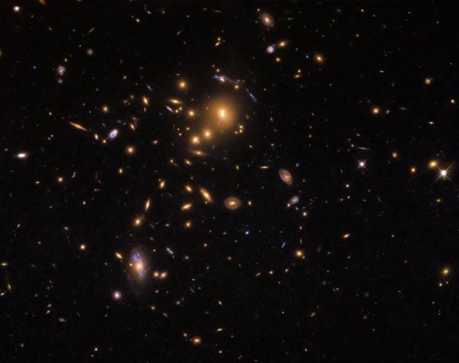 Телескоп Хаббла показал захватывающее космическое явление - фото