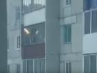 «Я вернулся из Сирии»: контрактник открыл стрельбу с балкона многоэтажки