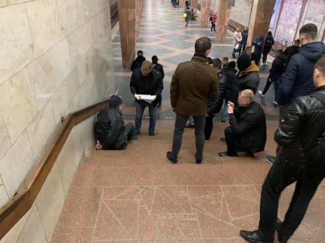 В Харьковском метро пытались совершить теракт - фото