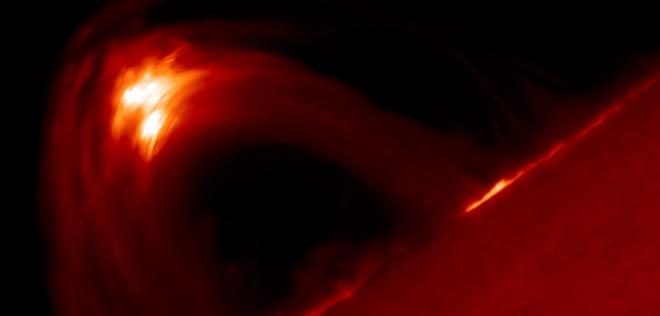 Магнитное поле Солнца сильнее чем считалось - фото