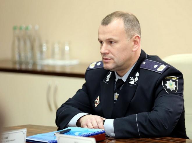 Назначен новый глава полиции Одесской области - фото