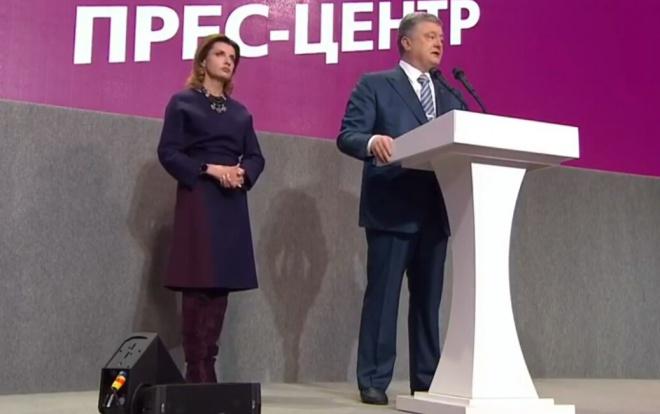 Порошенко признал свое поражение - фото