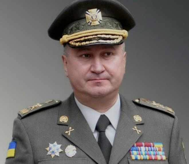 Порошенко присвоил звание Героя Украины председателю СБУ Грицаку - фото