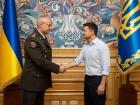 Зеленский уволил Муженко и назначил Хомчака командующим Генштаба ВСУ