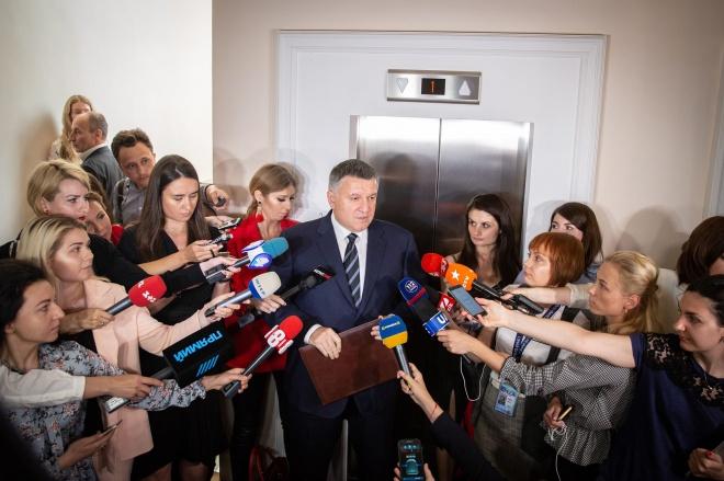 Аваков не собирается уходить в отставку из-за убийства ребенка пьяными полицейскими - фото