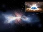 Мощные ветры, управляемые сверхмассивными черными дырами