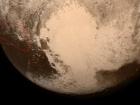 На Плутоне обнаружен аммиак, что может свидетельствовать о жидкой воде под его поверхностью