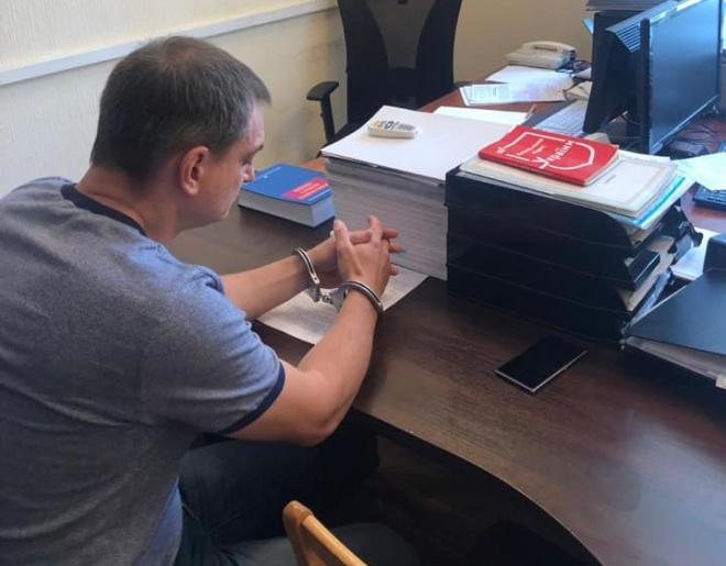 Задержан экс-глава т.н. «ЦИК ДНР» Лягин - фото