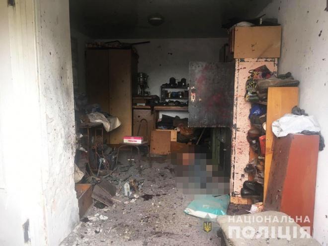 Дети погибли, найдя в сейфе у дедушки самодельное взрывное устройство - фото