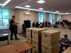 ЦИК пересчитал голоса на проблемном округе в Донецкой области