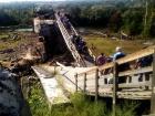 Оккупанты продолжают имитировать демонтаж фортификаций у Станицы Луганской