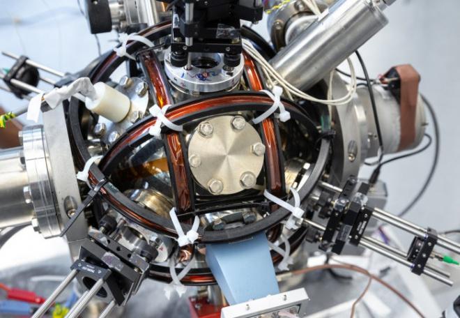 Ученые сузили поиск темной энергии благодаря лабораторному эксперименту - фото