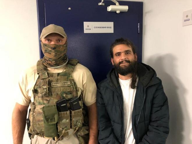 Видео побега израильского «наркобарона» в аэропорту Борисполь - фото