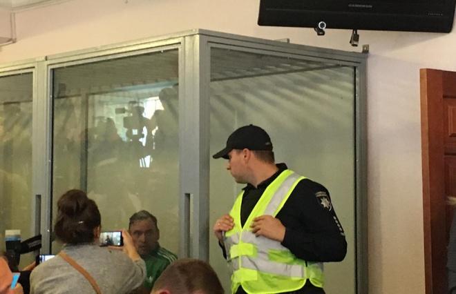 """""""Минера"""" моста Метро арестовали с возможностью залога в 288 тыс грн - фото"""