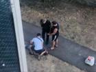 В Черкассах полиция увезла на кладбище и побила местного жителя