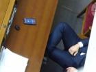 Илья Кива «рукоблудил» в сессионном зале ВР