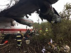 Под Львовом разбился самолет, есть погибшие