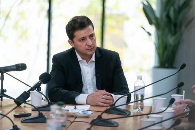 Президент инициирует двухлетний мораторий на проверку ФЛП - фото