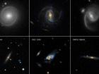 Темная материя разгоняется массивные спиральные галактики до безумных скоростей