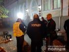 В центре Киева в результате взрыва гранаты погибли два человека