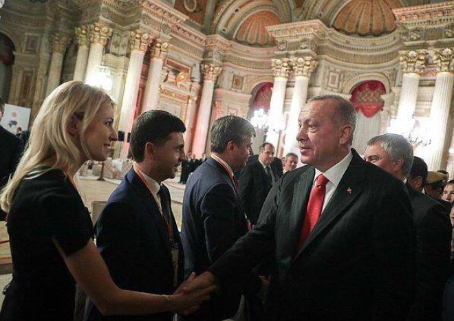 В МИД отреагировали на поездку «депутатов из Крыма» к президенту Турции - фото