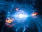 Впервые идентифицирован тяжелый элемент, рожденный от столкновения нейронных звезд