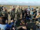 Оккупанты сорвали разведения войск на участке №3
