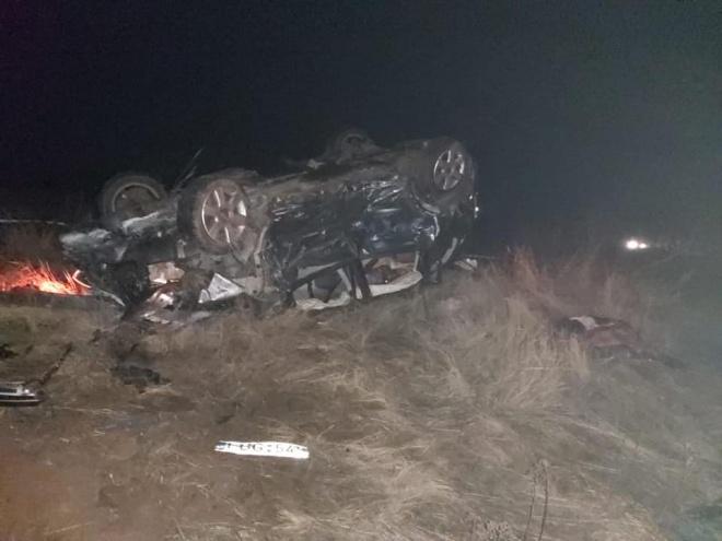 Под Киевом водитель нарушил ПДД, в результате чего погибли две женщины и два ребенка с его машины - фото
