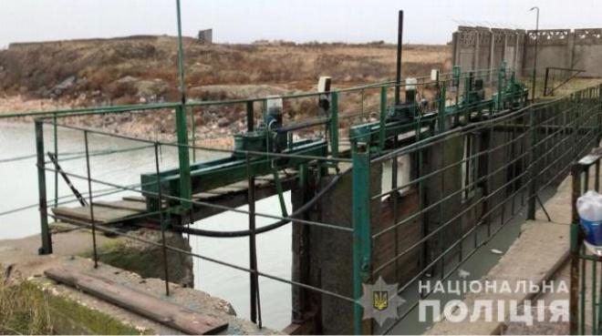 С Херсонщины перекачивали сырье на содовый завод на оккупированной территории - фото