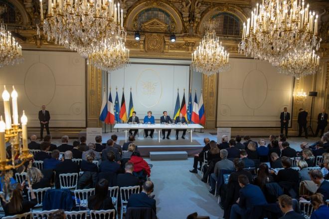 О чем договорились на саммите в нормандском формате - фото
