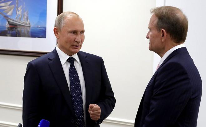 Петиция по Медведчуку набрала необходимые голоса - фото