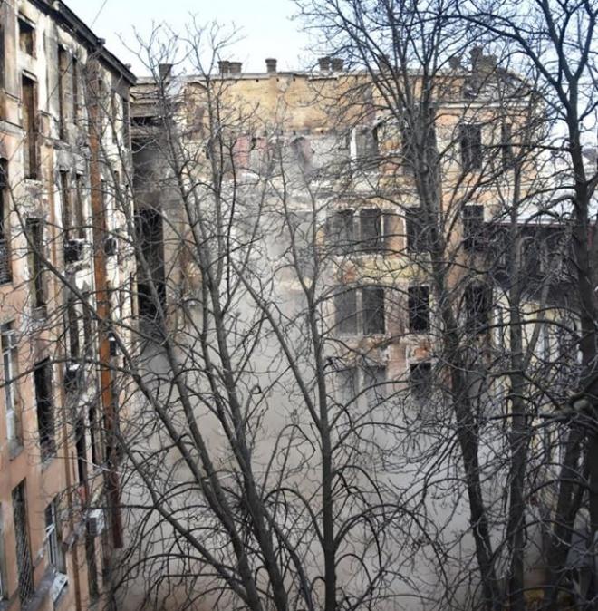 Пожар в одесском колледже: число погибших увеличилось до 16 - фото