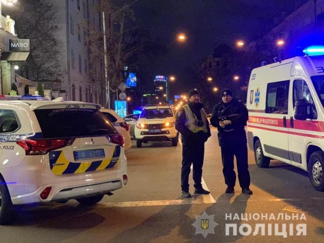 В Киеве расстреляли автомобиль, погиб ребенок - фото