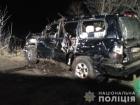 Автомобиль въехал в ставок на Днепропетровщине, погибли 4 человека