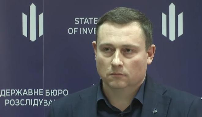 Как первый заместитель директора ГБР Бабиков защищал Януковича - фото