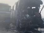 На Одесщине произошло масштабное ДТП с участием грузовиков, легковушек и автобуса, есть погибший